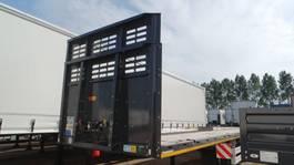 platte oplegger Kässbohrer SPS H 3 / ON - 18 / 27 2020