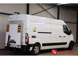 gesloten bestelwagen Renault Master 2.3 dCi L3H2 MET LAADKLEP AIRCO 2015