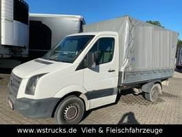 huifzeil bedrijfswagen Volkswagen Crafter Pritsche 35 Plane ,5 TDI Anhängerkung