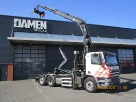 containersysteem vrachtwagen DAF FAN CF75.250 6x2 EEV 2011