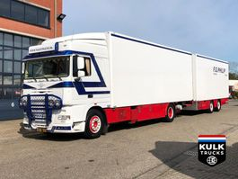 koelwagen vrachtwagen DAF XF 105 460 / MANUAL / SPECIAL INTERIOR TRS ICELAND / CONCOURSTAAT 2011