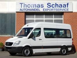 minivan - personenbus Mercedes-Benz Sprinter 213 Cdi 9 Sitze Schiebetür Klima Euro 5 2012