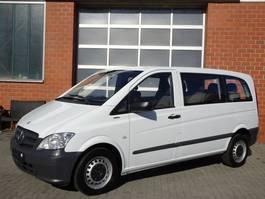 minivan - personenbus Mercedes-Benz Vito 110 Cdi Blue Efficiency L1H1 8 Sitze Klima Euro 5 2013