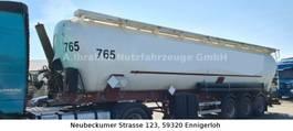 silo oplegger Spitzer SK 2760 CAL GGVS, Zustand gut