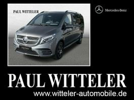 taxibus Mercedes Benz V 300 d 4MATIC EXCLUSIVE Lang,Comand,AMG-Line, 2019