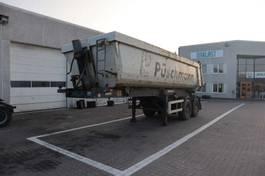 kipper oplegger Schmitz Cargobull 25 m3 stål 2001