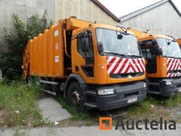 vuilniswagen vrachtwagen Renault 22 SXA 1 1999