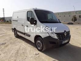 bakwagen bedrijfswagen < 7.5 t Renault Master 125.35 2015