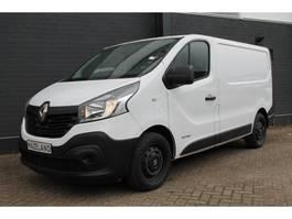 gesloten bestelwagen Renault Trafic 1.6 dCi 140PK T27 - Airco - Navi - Cruise - € 9.900,- Ex. 2015