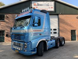 standaard trekker Volvo FH 16 580 6x2 VEB+ Manual Hydraulic Top condition NL-Truck 2009