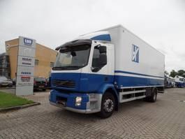 bakwagen vrachtwagen > 7.5 t Volvo FL / 18T / Bakwagen met laadklep 2010