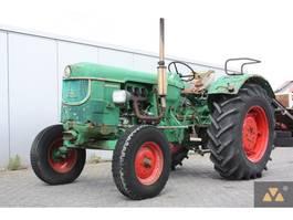standaard tractor landbouw Deutz D6005 1967