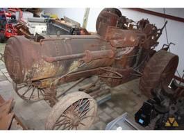 standaard tractor landbouw Aultmann & Taylor Lokomobile 1908