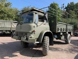 leger vrachtwagen Bedford Bedford MJ 4x4 Truck with Winch Ex army 1988