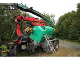 houtversnipperaar Jenz HEM 582-Z 2012