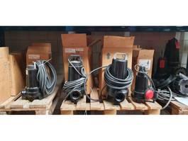 Dompelpomp ** Dompelpompen sterk vervuild water (gietijzer)