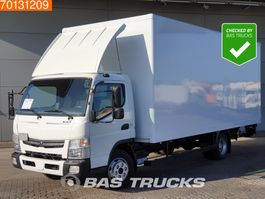 bakwagen vrachtwagen > 7.5 t Mitsubishi Fuso 7C18 4X2 Ladebordwand manual 2016