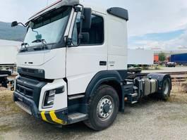 standaard trekker Volvo FMX 500 X Track 4x4 Kipp Hydraulik E6 Leasing 2014