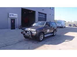 suv wagen Nissan Terrano (4X4 / BELGIAN CAR) 1992