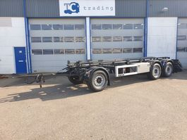 container chassis aanhanger GS Meppel AIC-2700