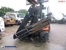 kraanwagen Hiab XS144 B-3 HiDuo loading crane + pump + remote 2008