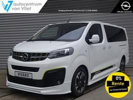 gesloten bestelwagen Opel Vivaro Dubbele Cabine Irmscher Sport 177Pk. Automaat *NAVI*CAMERA*LUXE*I... 2020