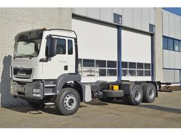 chassis cabine vrachtwagen MAN TGS 33.400 BB CHASSIS CABIN (5 units)