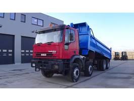kipper vrachtwagen > 7.5 t Iveco Eurotrakker 340 E 35 (BIG AXLE / STEEL SUSPENSION / MANUAL GEARBOX) 2001