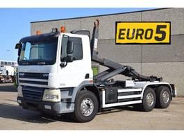 containersysteem vrachtwagen DAF CF 85.410 6X4 CONTAINER SYSTEEM- CONTAINER SISTEEM- CONTAINER HAAKSYSTEE... 2010