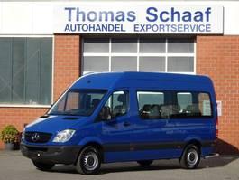 minivan - personenbus Mercedes-Benz Sprinter 213 Cdi 9 Sitze Schiebetür Klima Euro 5 2011