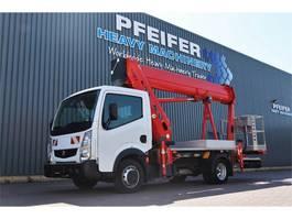 autohoogwerker vrachtwagen Ruthmann TBR220 Also Available For Rent, Driving Licence B/ 2013