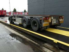 container chassis aanhanger Burg BPA 10-18 ARXXX 2001