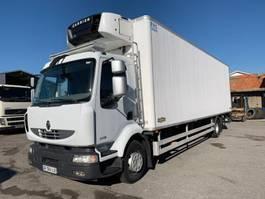 koelwagen vrachtwagen Renault Midlum 2010