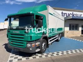 bakwagen vrachtwagen > 7.5 t Scania P320 6x2*4 2010