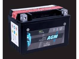 accu's motorfiets onderdeel Batterij 12V 8AH (c20) 120A (EN) 50812