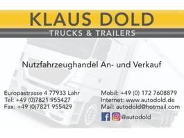 bakwagen vrachtwagen > 7.5 t Mercedes Benz Atego 2 1318 Koffer LBW Rolltor 2011