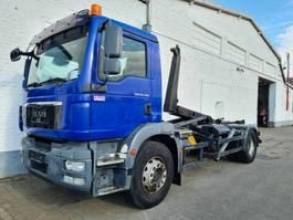 wissellaadbaksysteem vrachtwagen MAN TGM 18.290 4x2 BL TGM 18.290 4x2 BL, Meiller RK 14.55 Abroller 2010