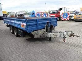 overige vrachtwagen aanhangers Fliegl TSK 100 TSK 100 2009