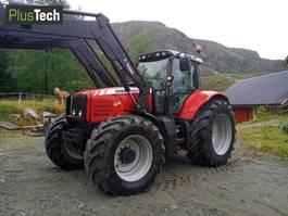 standaard tractor landbouw Massey Ferguson 7495 2005