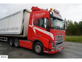 standaard trekker Volvo FH600 w / hydraulics 2013