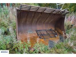 uitrusting overig Stone / gravel bucket for Volvo L250 wheel loader 2014