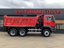 kipper vrachtwagen > 7.5 t MAN TGS 40-430 6X6 - TIPPER TRUCK BB-WW HEAVY DUTY MANUAL GEARBOX 2013