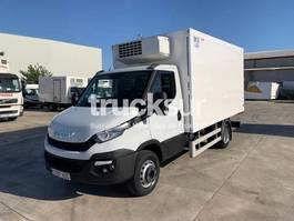 koelwagen vrachtwagen Iveco 70 C17 2014