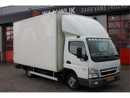 bakwagen vrachtwagen > 7.5 t Mitsubishi Canter Webasto 3.011 d'Hollandia 2006