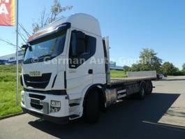 open laadbak vrachtwagen Iveco Stralis AS260S46Y/FS  Mit.Lift+Lenkachse Euro6
