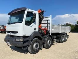 kipper vrachtwagen > 7.5 t Renault Kerax 2006