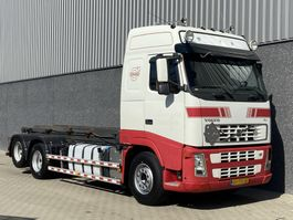 containersysteem vrachtwagen Volvo FH480 / 6X2 / Euro5 / NCH 20Ton containersysteem / 10 wielen / WB 480cm ... 2008