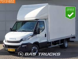 bakwagen bedrijfswagen < 7.5 t Iveco Daily 35C16 Bakwagen Zijdeur Laadklep Dubbellucht Airco A/C Cruise control 2018