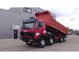kipper vrachtwagen > 7.5 t Mercedes-Benz SK 3535 (BIG AXLE / V8 / STEEL SUSPENSION / LAMES / GRAND PONT) 1993