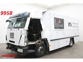 geldtransporter truck Iveco Eurocargo TECNOVE Security Panzer Geldtransport Laadklep 2018